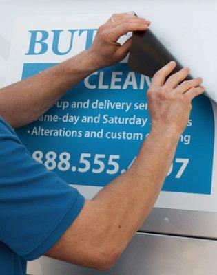 car magnet business credit report
