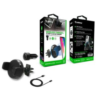 Wireless Car Air Vent Holder