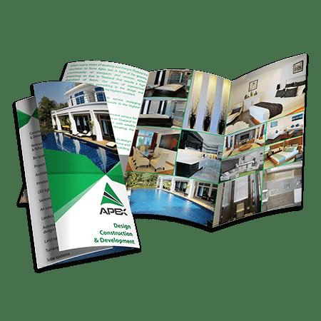 Brochures print
