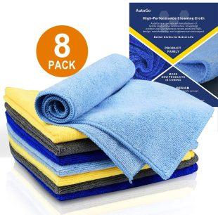 Multipurpose Cleaning Cloth