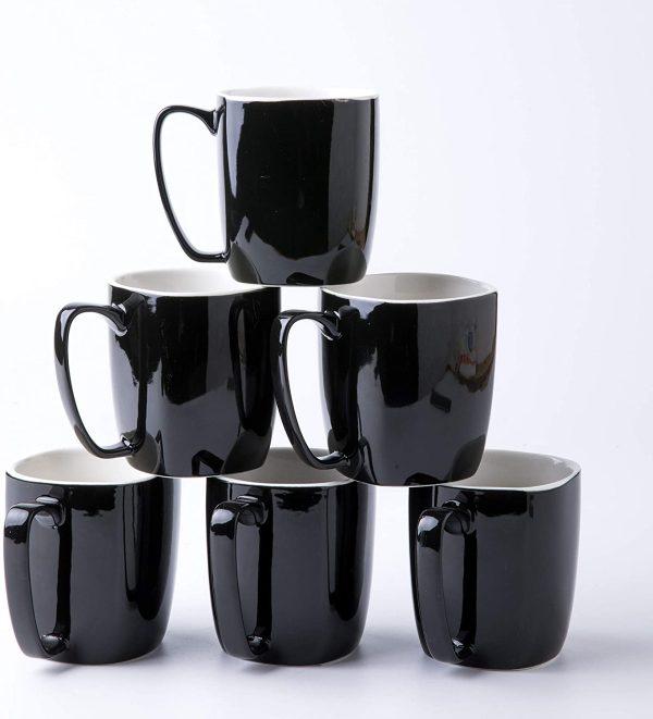 Porcelain Mugs