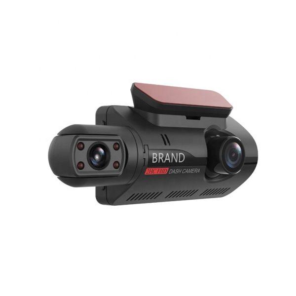 360° Dual Camera Full HD Night Vision Car Dash Camera